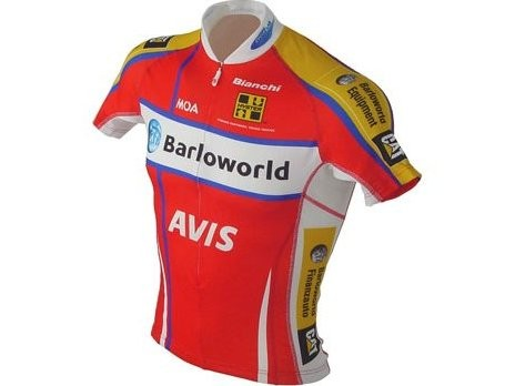 Nalini Barloworld Team Jersey