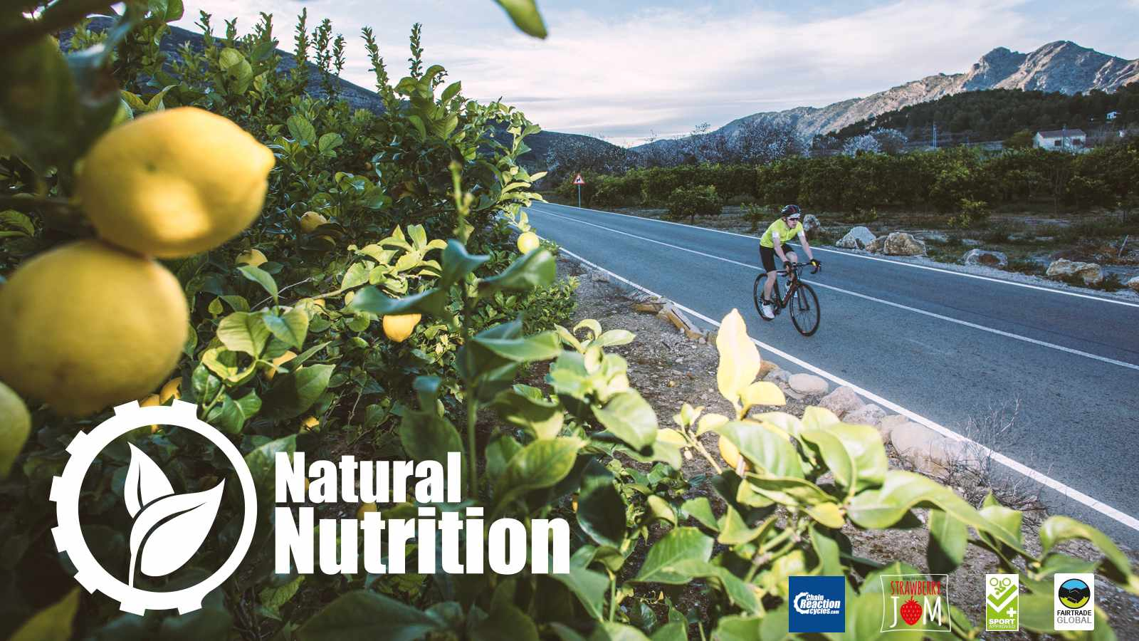 Natural Nutrition is a fresh, cycle-specific nutrition brand from Chain Reaction Cycles