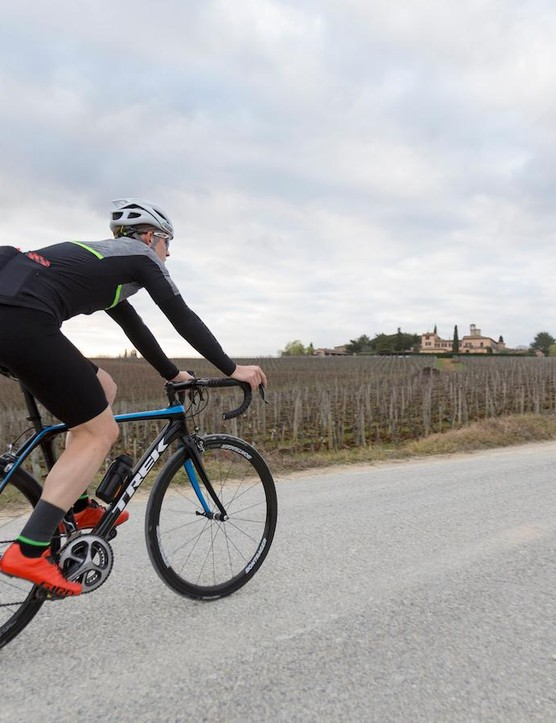 We rode the Giara range on the roads of the Strade Bianche