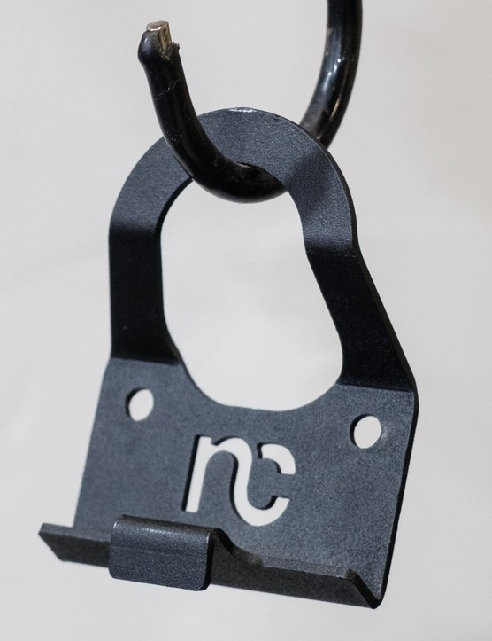 The Neat Cleat is also available in a wall mounted version