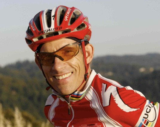Ned Overend in 2008.