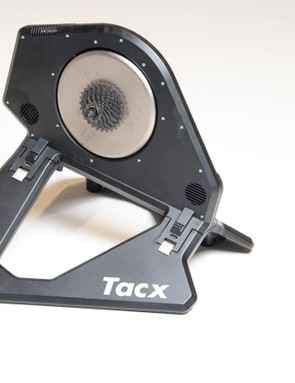 The Tacx Neo offers the most robust virtual-riding experience, with surface replication features and power measurement that you can train to with confidence