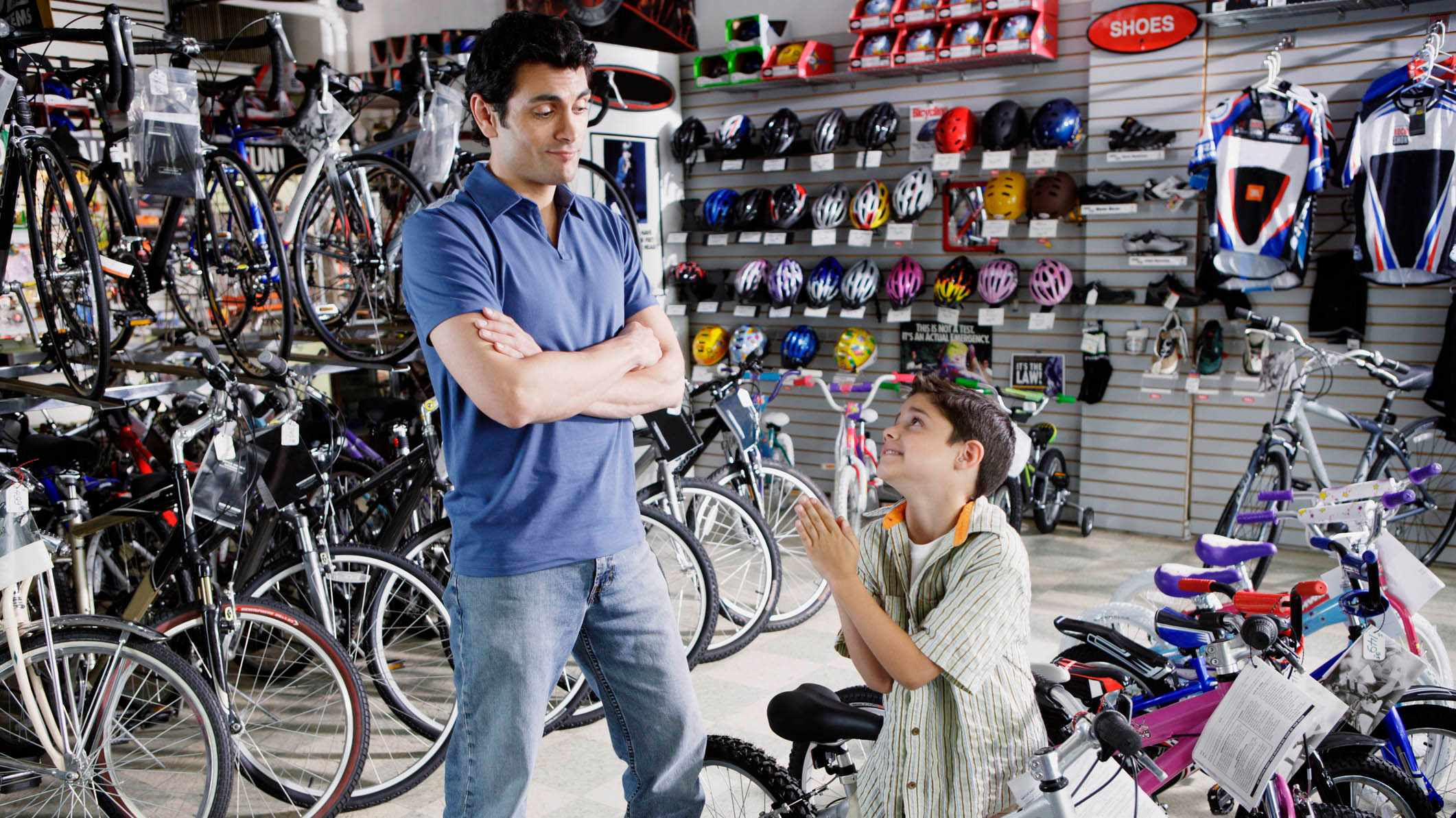 Useful and completely fool-proof excuses to help you get the bike you totally, really, truly deserve