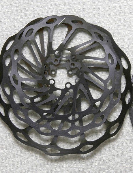 Avid engineers are constantly playing with different rotor shapes.  Maybe we'll see these someday… or maybe we won't.
