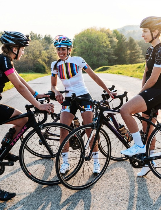 Trek has unveiled the updated 2017 Silque range, including updated S models, and the all-new SLR