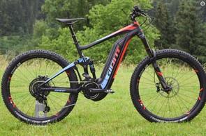 The new Giant Full-E+ headlines a range of e-bikes