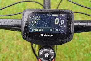The RideControl Evo head unit looks more robust than its predecessors