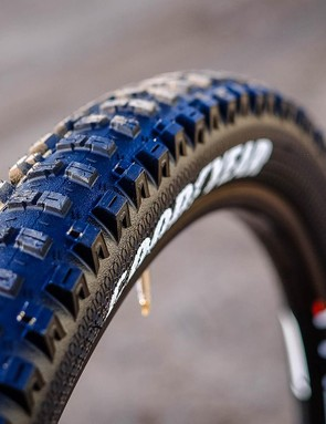 The Newton comes in versions for enduro and downhill