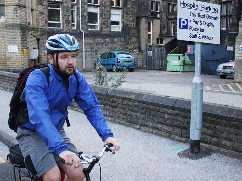 NHS bike allowance rise still not healthy