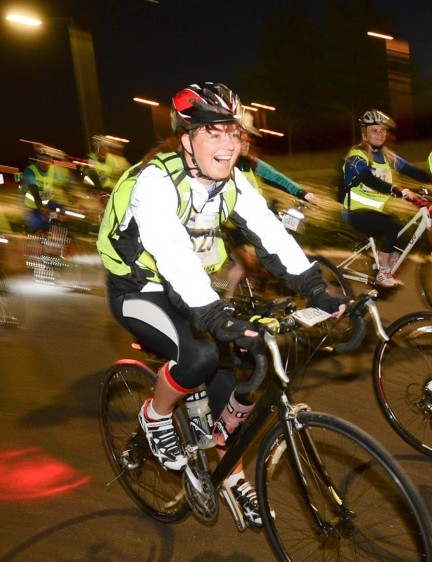 Nightrider events are fully supported, with waymarked routes, mechanics on hand and frequent refreshment stops