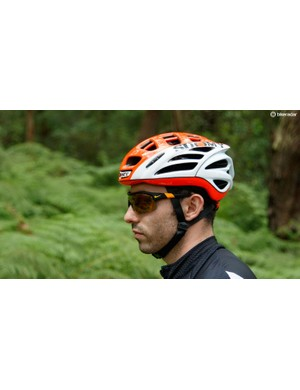 Overall, the frame shape and lens size is extremely similar to the Oakley Radar, a model the BikeRadar team rate highly