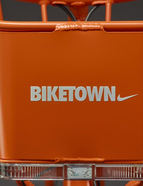 Nike is producing 1,000 city bikes for BIKETOWN