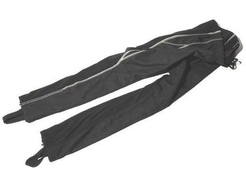 The Windfronts have a waistband that's perfectly suited to riding.
