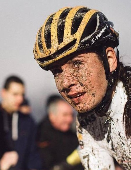 2017 UCI National cyclocross champion Nikki Brammeier founded MUDIIITA with Matt Brammeier