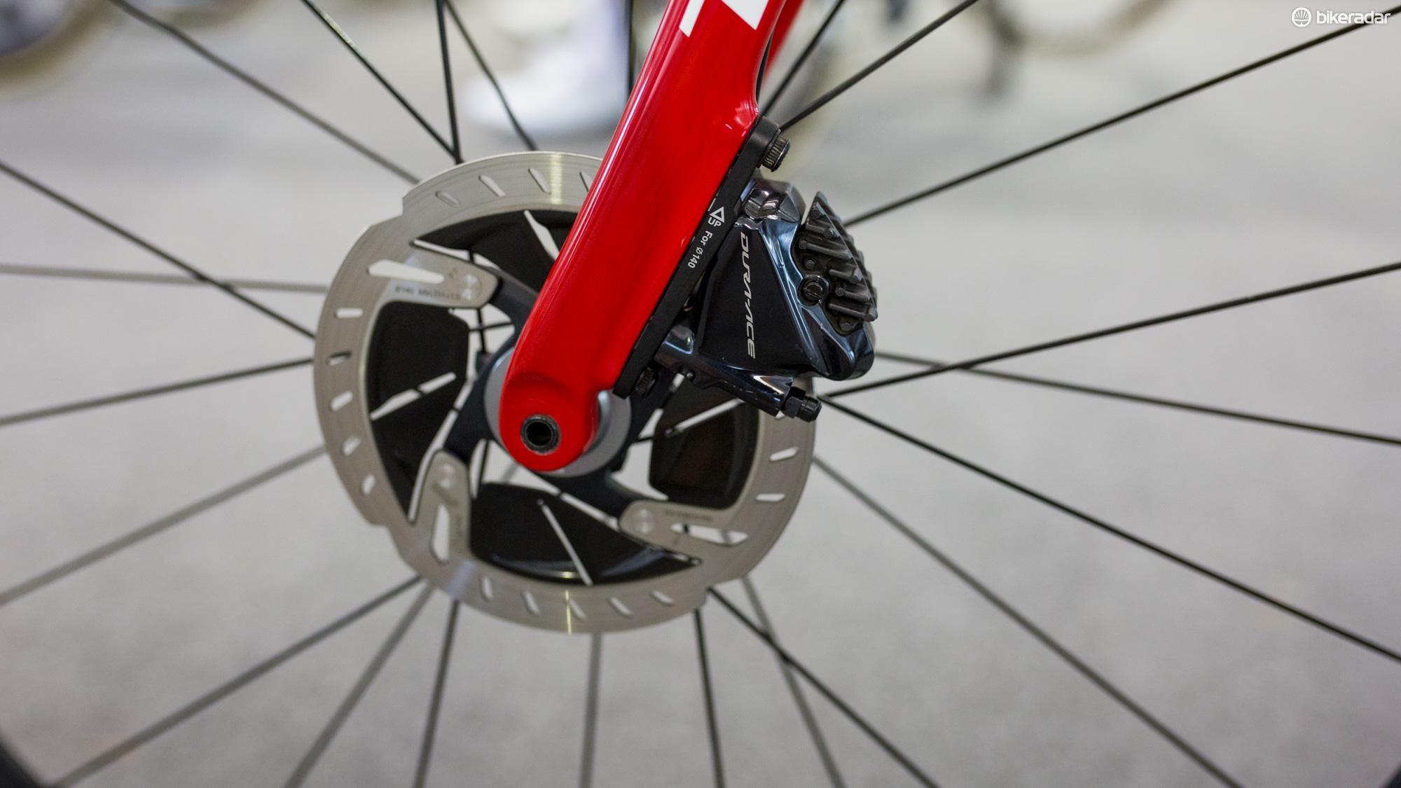 Trek-Segafredo will be riding the Émonda disc exclusively for 2018