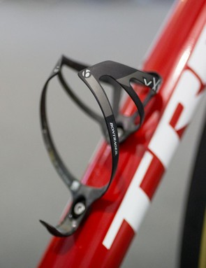 The Bontrager XXX cages are pretty delicate looking