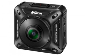 Best known for its high-end DSLR's Nikon is dipping its toe into action cameras
