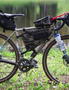 Niner's RLT 9 Steel was my bike of choice for the Steamboat Ramble