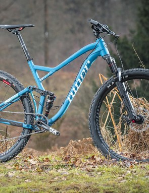 Niner's Jet 9 Alloy NX1 offers a cost-conscious take on the carbon bike