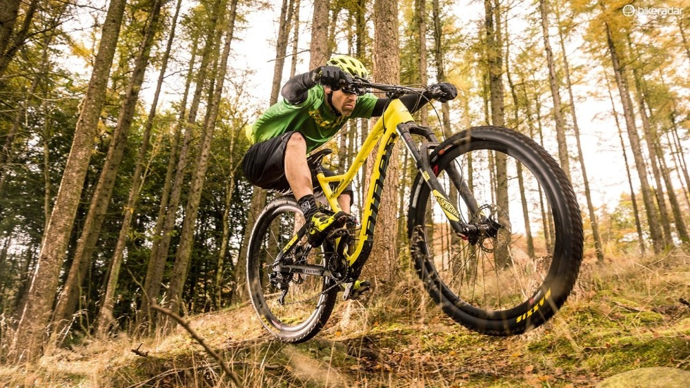 The Niner Jet 9 RDO XT 29 is a naturally fast cruiser and climber