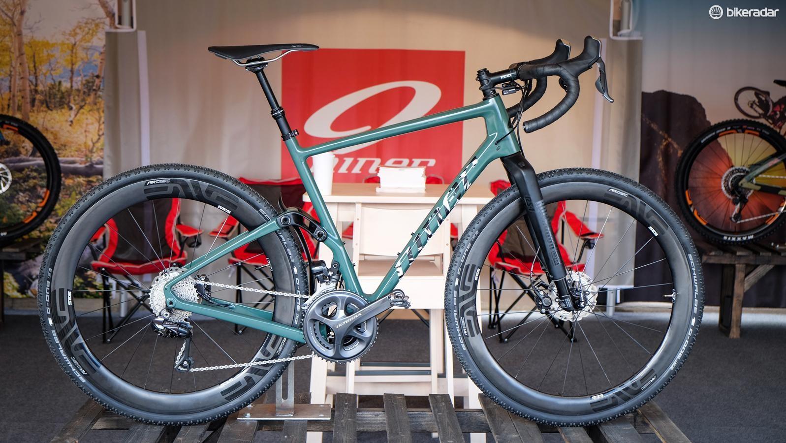 Coming next year: Niner's MCR 9 RDO full suspension gravel bike