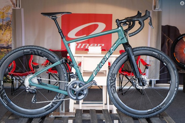 Coming next year: Niner's MCR 9 RDO full suspension gravel bike