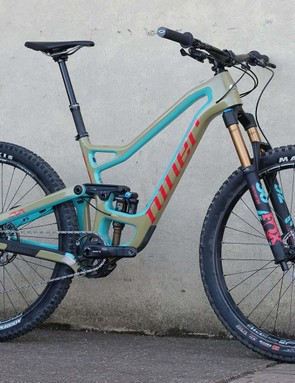The Niner Rip 9 is a looker