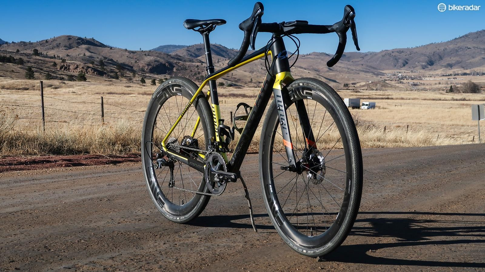 I used Niner's new RLT 9 RDO to take on the Old Man Winter Rally