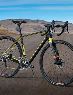 Niner's new gravel bike, the RLT 9 RDO, was chosen by our US tech editor Josh for his first race of the 2017 season