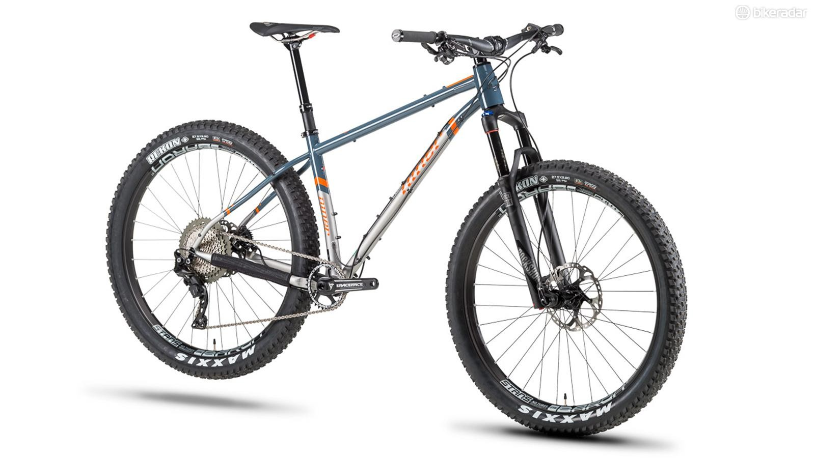 Niner's updated SIR 9 blends elements of the ROS 9 to make it more capable