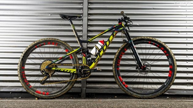 Nino Schurter's Olympic gold medal-winning bike is incredible and can be had by regular riders willing to spend the money