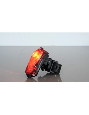 The NiteRider Sentinel is more than a standard taillight