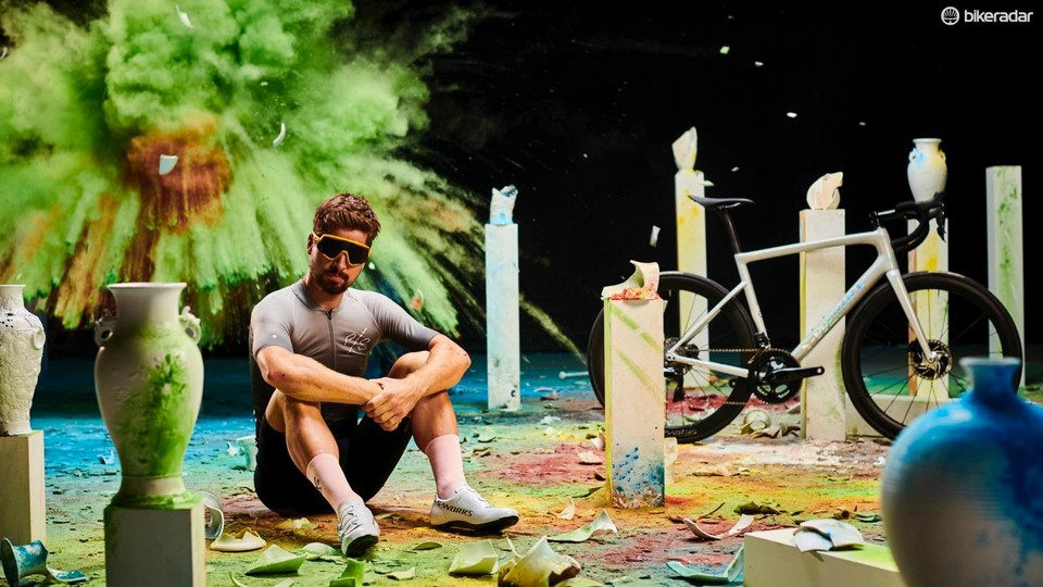 10272212c37 Peter Sagan and Specialized have collaboarted for a third time to deliver  the Chasing Rainbows collection