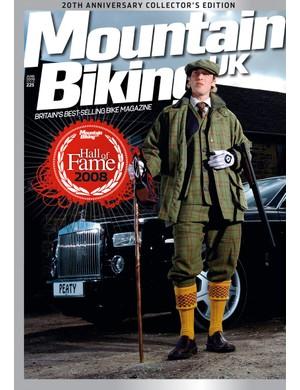 MBUK 20th Anniversary mag cover