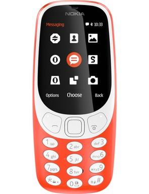 The battery inside the all-new Nokia 3310 is claimed to hold charge for a whole month while on standby
