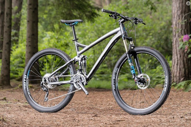 The Norco Fluid 7.1