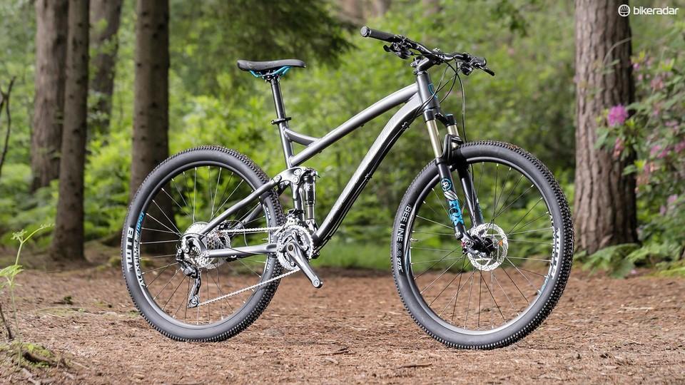 aad31b826a5 Norco Fluid 7.1 review - BikeRadar