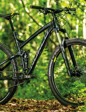 Norco's four-bar ART suspension platform is smooth and neutral in feel, but watch out for loosening pivot and shock bolts