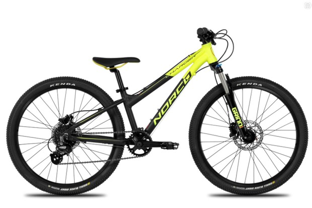 Norco has issued a recall for approximately 2,800 children's mountain bikes