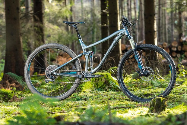 Long(ish) and low but not all that slack, the Norco offers an alternative take on progressive geometry