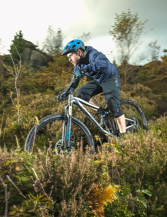 The Norco Optic A9.1 is not just decent value, it's well matched to the ride too