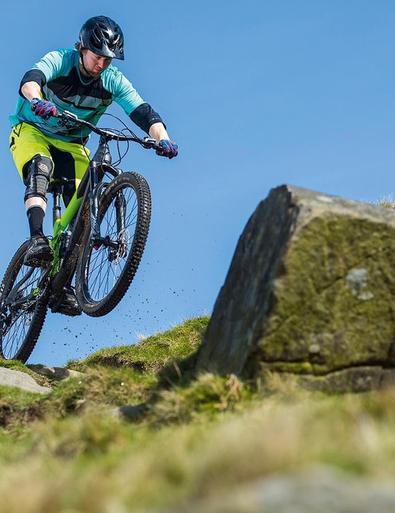The Range is a pretty capable beast, but it lacks the spark of the very best all-mountain machines in this category