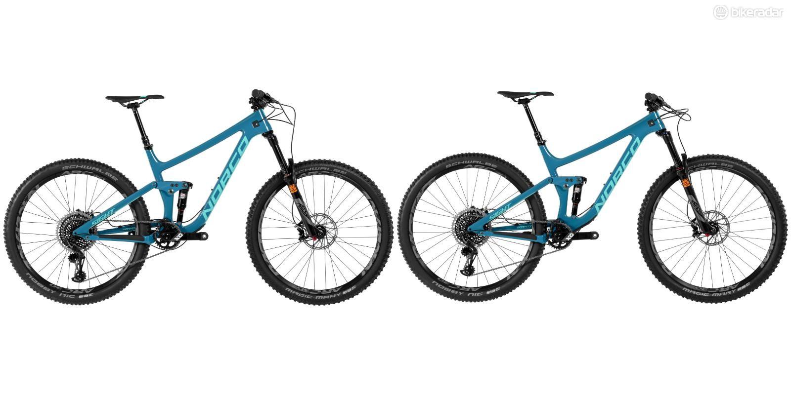 Norco takes aim at a new Sight - BikeRadar