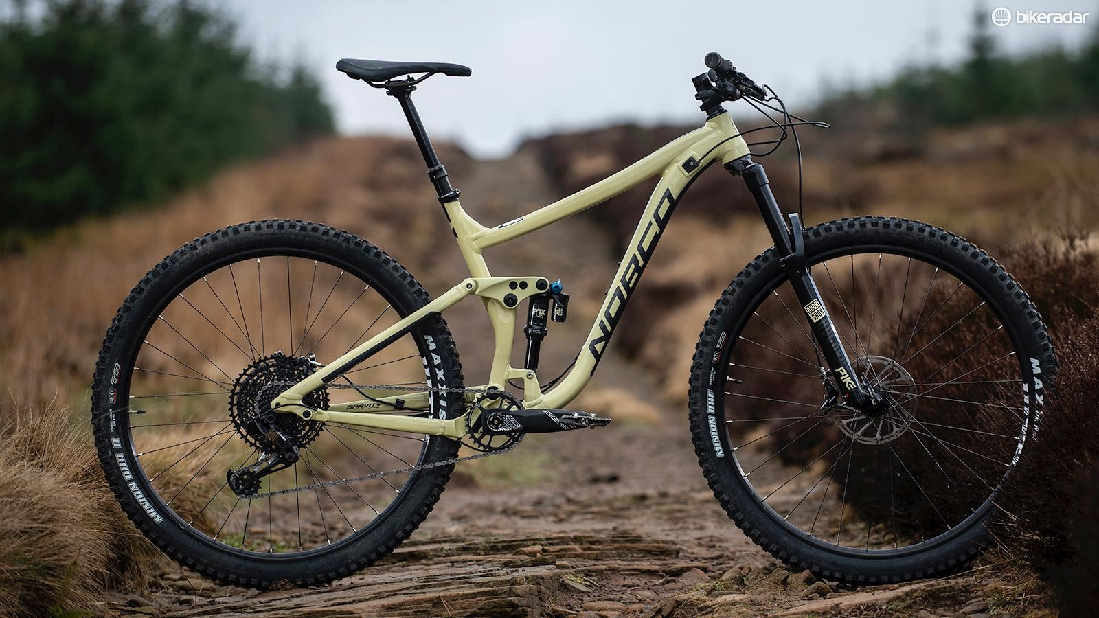 Norco's Sight 29er is an all-rounder trail bike
