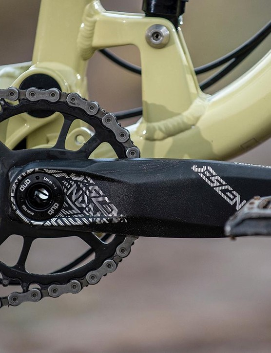 Norco specs a SRAM GX Eagle groupset