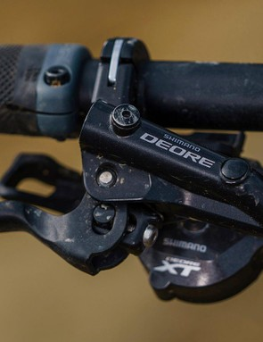 Shimano Deore brakes are currently as reliable as they come, and the XT drivetrain is a solid performer