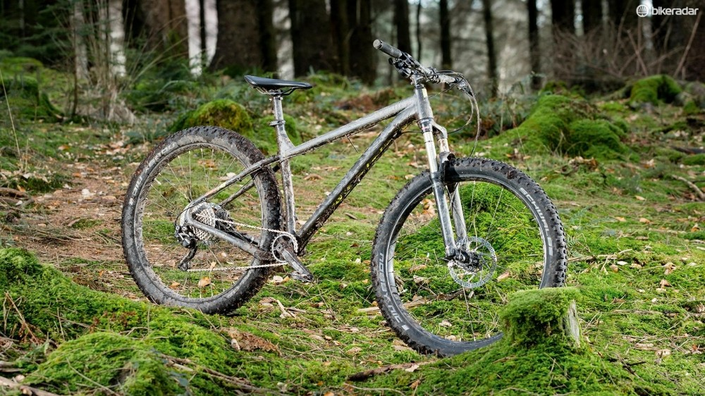 Norco's Torrent 7.2 carries over many of it's big brother the 7.1's good points