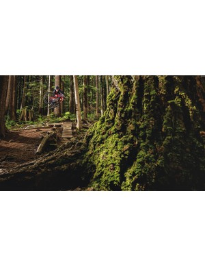 Vancouver's North Shore trails are as legendary as the people who built them