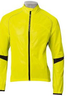 Stay safe and be seen with this waterproof jacket from Northwave