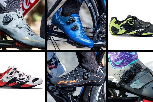 Hit the road with Northwave's cycling shoes